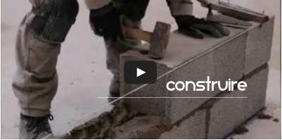 Videos mur parpaings tutoriels et illustration de for Devis mur parpaing